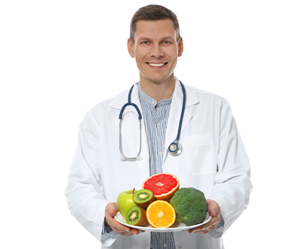 Role of a nutritionist