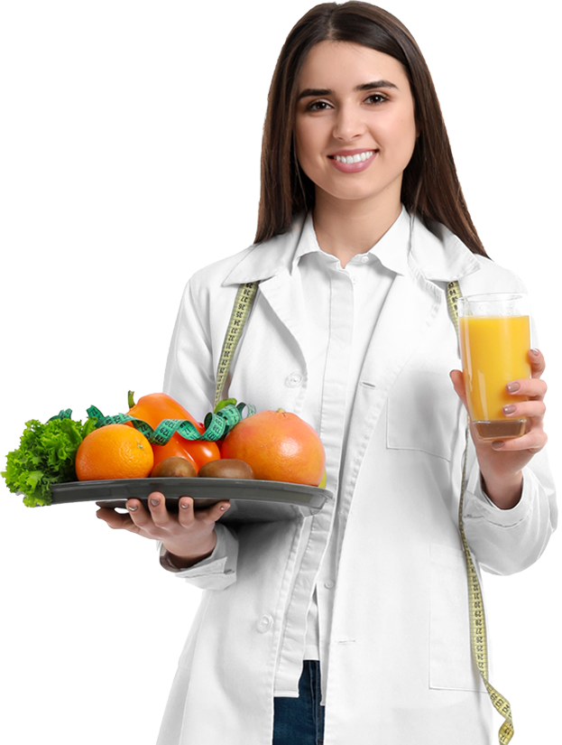 personal coaching for healthy nutrition